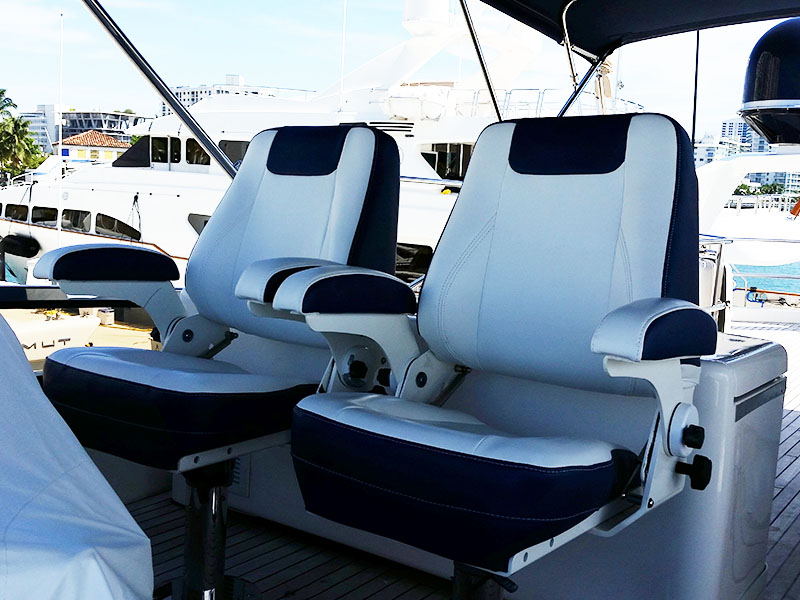 Marine Canvas and Upholstery Shop | Boat Covers Supply